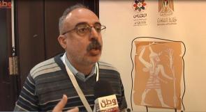 وزارة الثقافة لوطن : لأول مرة يتم بحث السياق والتاريخ الكنعاني في الحياة الفلسطينية ، ودور المؤرخ هام في النضال الوطني