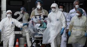 4 وفيات و376 إصابة جديدة بفيروس كورونا في دولة الاحتلال