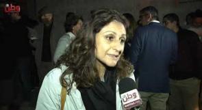 مواطنون يعتصمون ضد هدم البيوت الأثرية  في رام الله