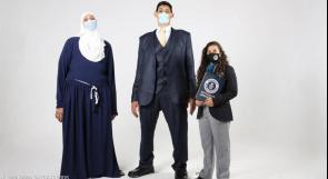 شقيقان مصريان يحطمان 5 أرقام قياسية