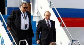بوتين يلتقي نتنياهو