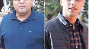 الاعتقال الاداري سيف مسلط على الأسير أحمد زيد ونجله مؤمن