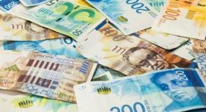 أسعار صرف العملات مقابل الشيكل