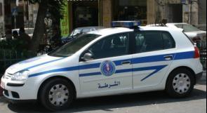 تحرير 1516 مخالفة مرورية و 308 حادث سير الاسبوع الماضي في الضفة