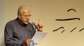 أمسية شعرية في متحف محمود درويش للشاعرين محمد دقة وعلي هيبي