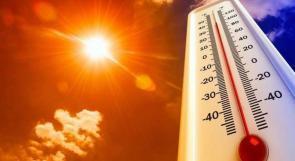 انخفاض ملموس على درجات الحرارة مع بقاء الاجواء حارة