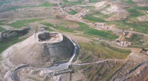 الاحتلال يغلق محيط جبل الفرديس شرق بيت لحم