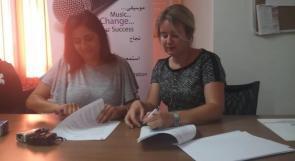 """""""نساء اف ام"""" والممثلية البولندية توقعان اتفاقية تعاون لتمكين المرأة اقتصادياً"""