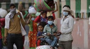 للمرة الأولى.. إصابات كورونا اليومية في الهند تتخطى 100 ألف
