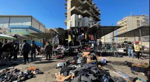 حركة الجهاد تدين التفجيرين الإرهابيين وسط بغداد