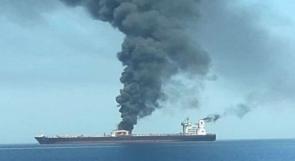 شركة النفط الإيرانية: الانفجار في ناقلتنا قرب جدة ناتج عن استهداف صاروخي