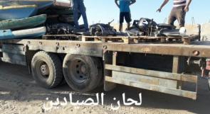 صور| صيادو غزة لـوطن: الاحتلال أعاد قواربنا تالفة وسرق معداتها