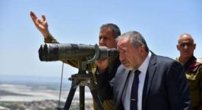 ليبرمان: لن نسمح لروسيا بتقييد تحركاتنا في سوريا