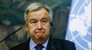 أنطونيو غوتيريش أمينا عاما للأمم المتحدة لولاية ثانية