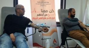 خلال تنظيم شركة النبالي والفارس يوما للتبرع بالدم.. خالد الفارس لوطن: نسعى لتعزيز فكرة التبرع بشكل عام