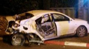 3 إصابات بينها خطيرة بانقلاب مركبة في طمرة