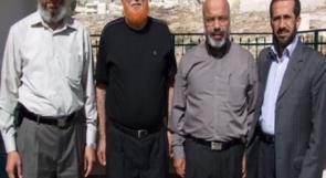 ليس بإمكان إسرائيل سحب الإقامة المقدسية من نواب حماس في المجلس التشريعي الفلسطيني