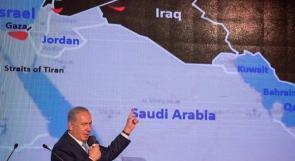 نتنياهو: الشيء الإيجابي الوحيد في الاتفاق النووي هو تقاربنا مع الدول العربية