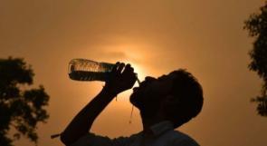 غداً.. موجة حر شديدة وتحذيرات من التعرض لأشعة الشمس وإشعال الحرائق