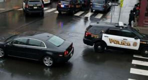 اصابات باطلاق نار بالحي اليهودي بولاية نيوجيرسي الأمريكية والشرطة تغلق المنطقة