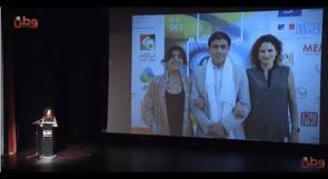 بمشاركة ستين فيلماً عربياً ودولياً ومحلياً،إختتام مهرجان ايام فلسطين السينمائية الدولي