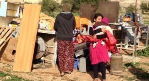 الاحتلال يهدم كرفانًا سكنيًا في فصايل الوسطى بالاغوار