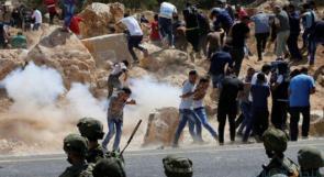 الاحتلال يعتدي على طلبة اللبن الشرقية ويعتقل طالبا