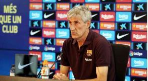 مدرب برشلونة ينتظر تعثر ريال مدريد لاستعادة صدارة الليغا