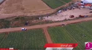 مزارعون عبر وطن: خسائرنا فادحة بسبب منع الاحتلال تصدير منتجاتنا، ونطالب الحكومة بالتعويض