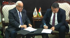 للعام الخامس.. بلدية بيتونيا والأهلية للتأمين توقعان اتفاقية تعاون