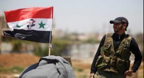 """الجيش السوري يدخل عين العرب """"كوباني"""""""