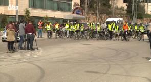 """BDS""  تنظم سباقاً مضاداً لماراثون تهويدي في القدس وتدعو لمقاطعة اسرائيل رياضياً"