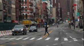 نيويورك: تسجيل 67 وفاة و152 إصابة خلال الـ24 ساعة الماضية