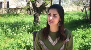 أماني عاروري.. مدافعة عن حقوق الإنسان لـوطن: الفلسطينيات لسن مجرد ضحايا!