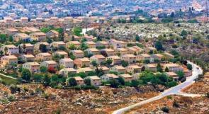 الاحتلال يصادق على إقامة 106 وحدات استيطانية جديدة جنوب بيت لحم