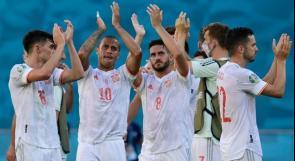 اسبانيا تكتسح سلوفاكيا بخماسية.. والسويد تجتاز بولندا بثلاثية في يورو 2020