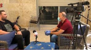 """عائلة الكردي تروي لوطن تفاصيل اعتداء مستوطني """" شيلو """" عليها اثناء رحلة استكشافية على الدراجات الهوائية قرب بلدة """" ترمسعيا """""""