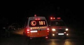 إصابة طفل بعيار ناري وآخرين بطعنات في شجار جنوب جنين
