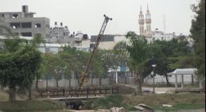 """خاص لـ""""وطن"""": بالفيديو.. غزة: السير إلى الخلف.. """"الصداقة"""" يتحول من منتزه لمكرهة صحية"""