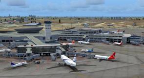 حكومة الاحتلال تدرس اغلاق مطار اللد