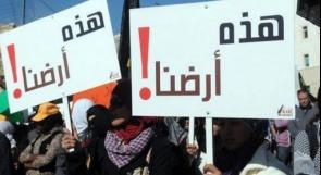 بركة يعلن برنامج فعاليات احياء اليوم العالمي لدعم فلسطينيي48