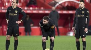 ميسي يقلب الطاولة في ترتيب هدافي الدوري الإسباني