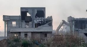 شرطة الاحتلال تجبر فلسطينيا على هدم منزله في الداخل المحتل