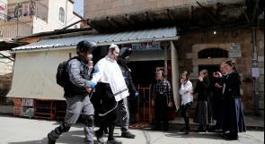 تشديد أنظمة الطوارئ وإغلاق جزئي في دولة الاحتلال للحد من كورونا