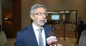 القنصل الفرنسي لوطن : نسعى الى زيادة اعتماد الفلسطينيين على الطاقة المتجددة النظيفة