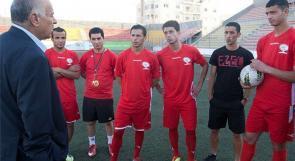 بالصور.. المنتخب الوطني يستعد لبطولة كأس العرب