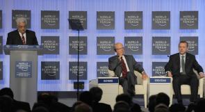 الرئيس أمام المنتدى الاقتصادي: فرص السلام قد لا تبقى متوفرة لزمن طويل