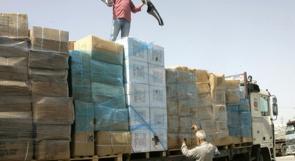 غزة تصدر الملابس لبريطانيا