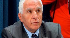 الأحمد: حكومة التوافق الوطنى لن تضم عناصر من فتح أو حماس