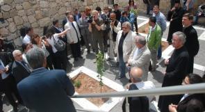 """""""حوش العتم"""" بيت ضيافة لأساتذة وخبراء يشاركون في دعم المسيرة التعليمية"""